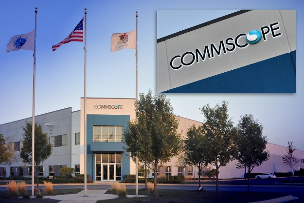 GLOBAL REBRANDING WITH COMMSCOPE