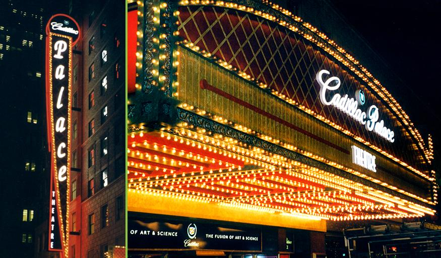 76d168893a Cadillac Palace Theatre - Randolph St. Chicago